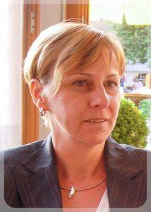 Portrait Assistentin Dagmar Konrad