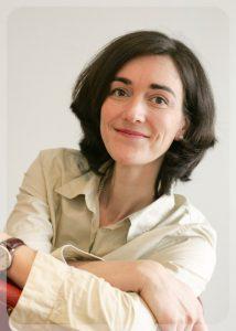 Portrait Logopädin Christiane Schwaiger