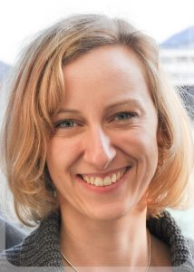Portrait Logopädin Christina Stieg